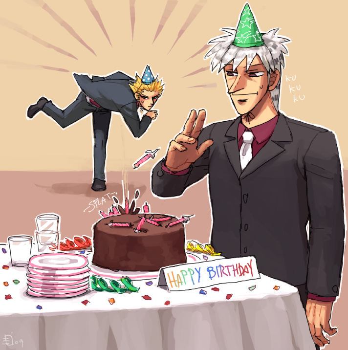 Happy Birthday Angie Everything Else Quarter To Three Forums